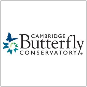 Cambridge Butterfly Conservatory logo
