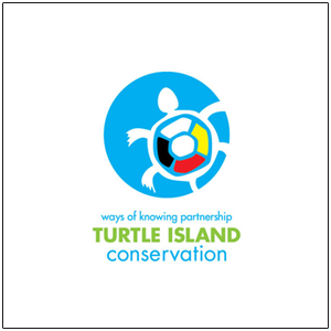 Turtle Island Conservation logo